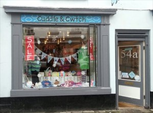 Cuddle & Cwtch Abergavenny Now Shops