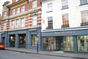 Nicholls Abergavenny Now Shops