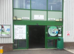 Abergavenny Leisure Centre