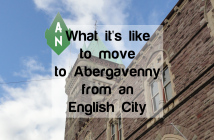 Moving to Abergavenny