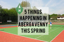 5 things happening in Abergavenny this Spring