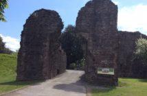 Abergavenny Castle - AN