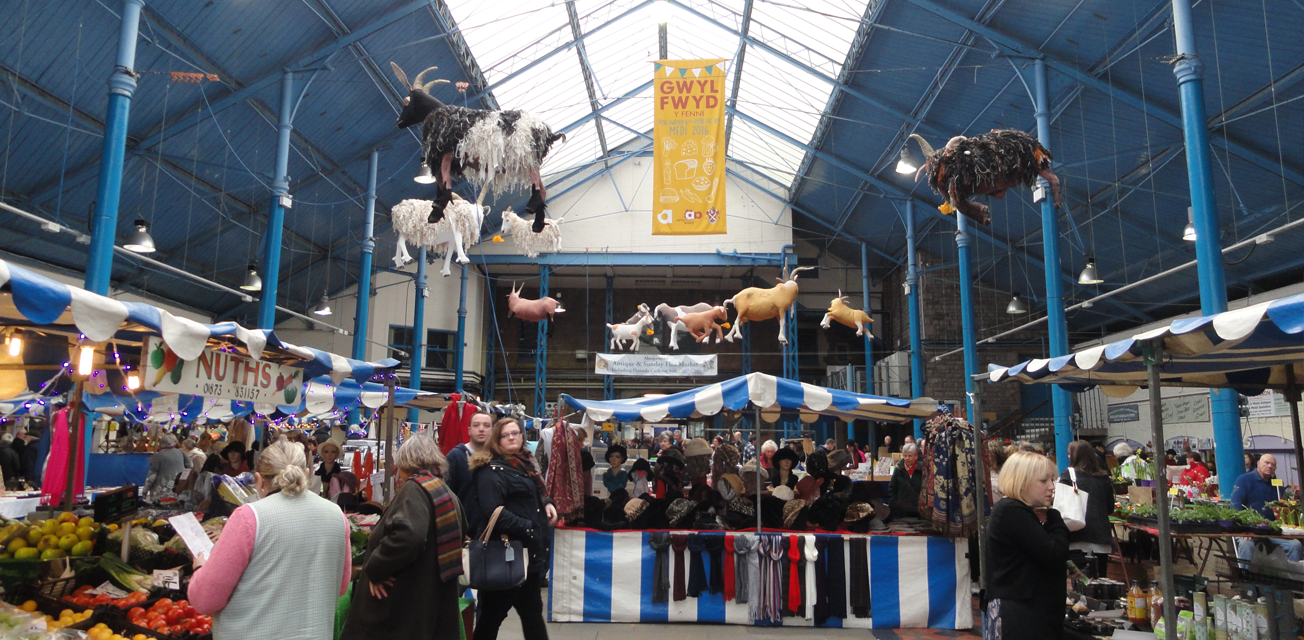 Abergavenny Market Visitor Information And Opening Times