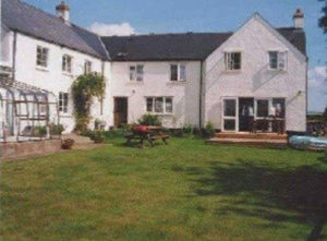 Glanusk Farm B&B