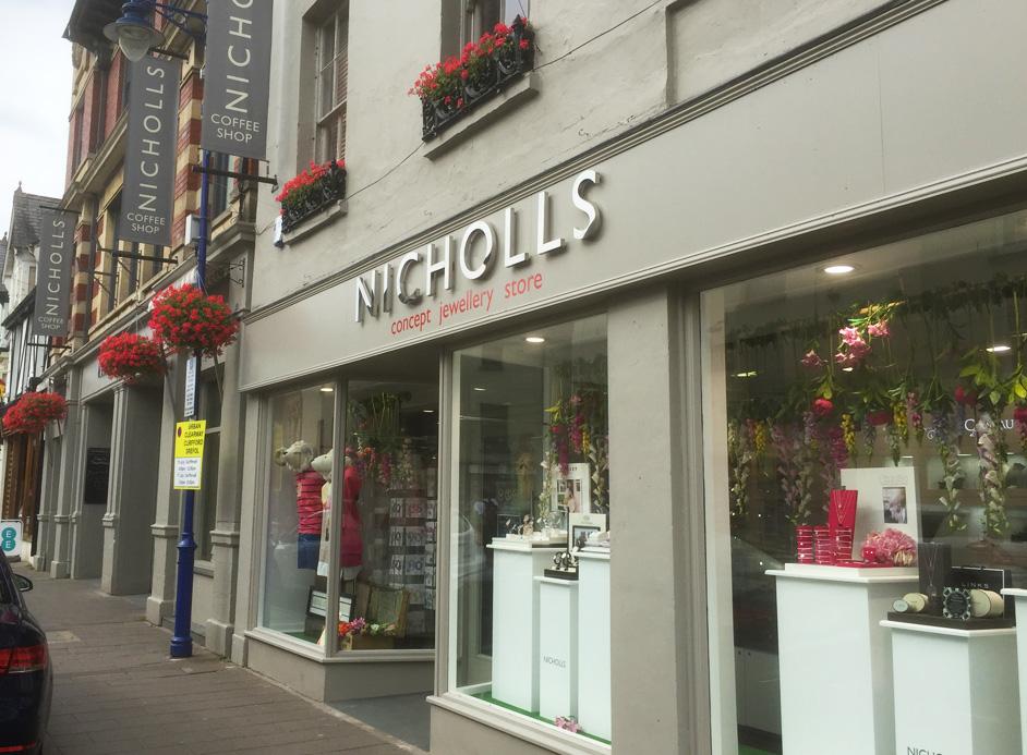 Nicholls Abergavenny