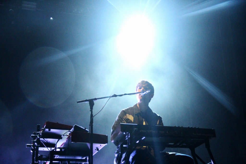 James Blake - © Honey McKenna/ichasethelight