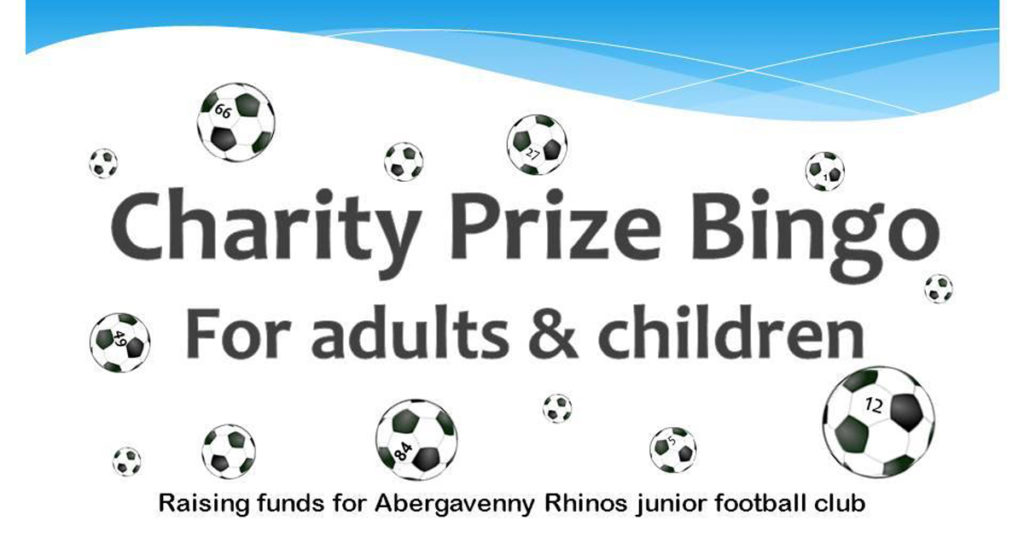 Charity Prize Bingo FB