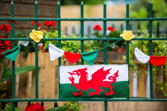 Eisteddfod Fence