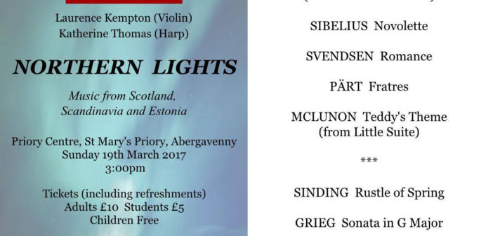 Northern Lights Event