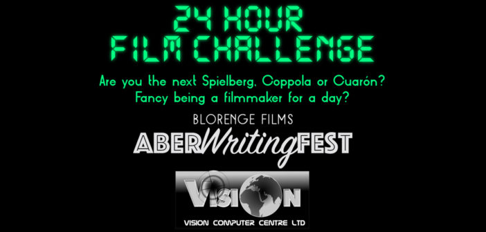 What you need to know about Blorenge Film's 24 Hour Film Challenge