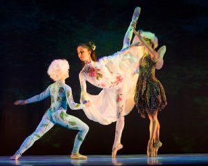 A Midsummer Night's Dream @ Abergavenny Borough Theatre | Wales | United Kingdom