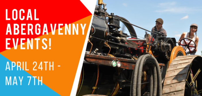 What's On In Abergavenny May 22nd – June 4th