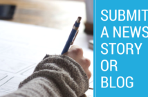 Submit a news story of blog wp