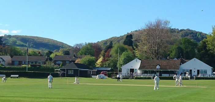 Abergavenny Cricket Club First Division to Kick off the Seasons this Saturday