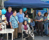 Monmouthshire Safe Places Scheme launches in Abergavenny Town Centre