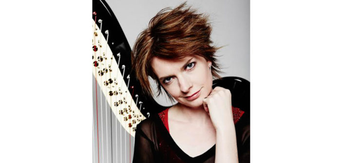 Former Royal Harpist to HRH the Prince of Wales Catrin Finch