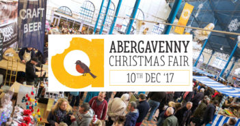 Abergavenny Christmas Fair WP
