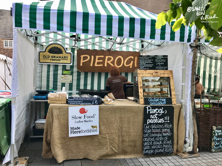 Old Granary Pierogi, producing authentic Polish food in the Ludlow Marches, Herefordshire