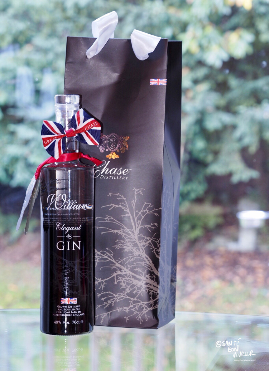 Currently one of my favourite widely available craft gins – Williams Elegant 48, made from apple vodka