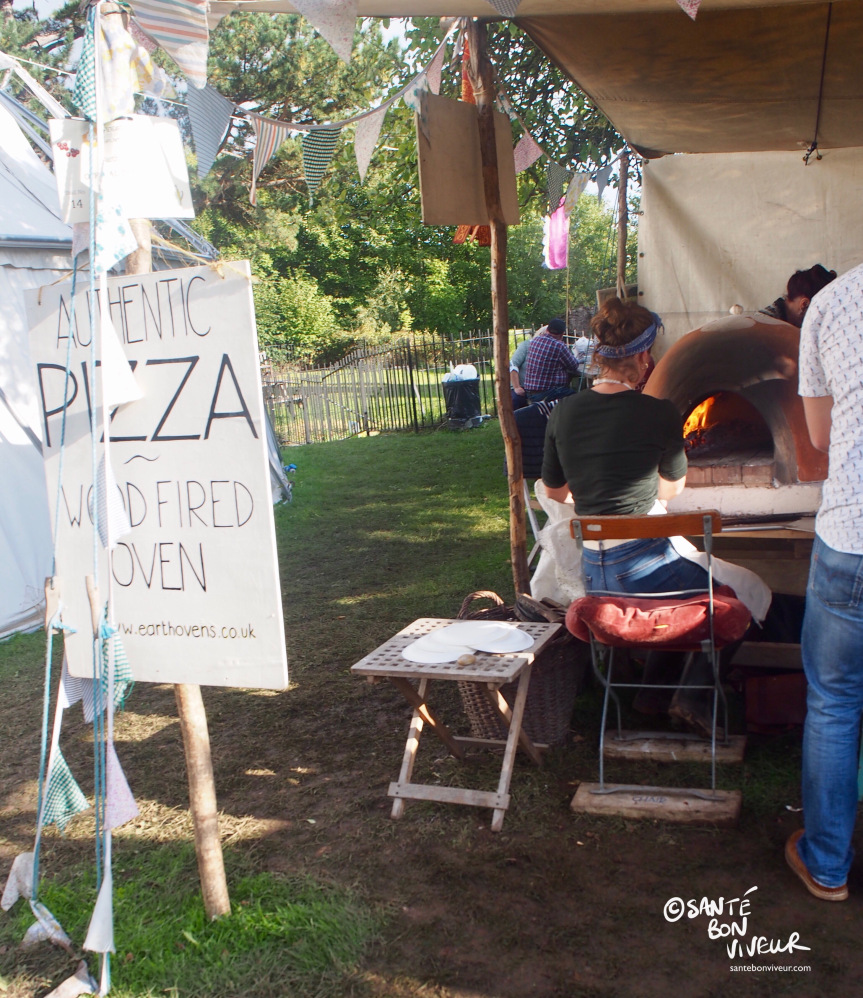 Wood-fired pizza is my BIG thing, but I just couldn't fit it in time-wise, or current low-carb diet conscience-wise either