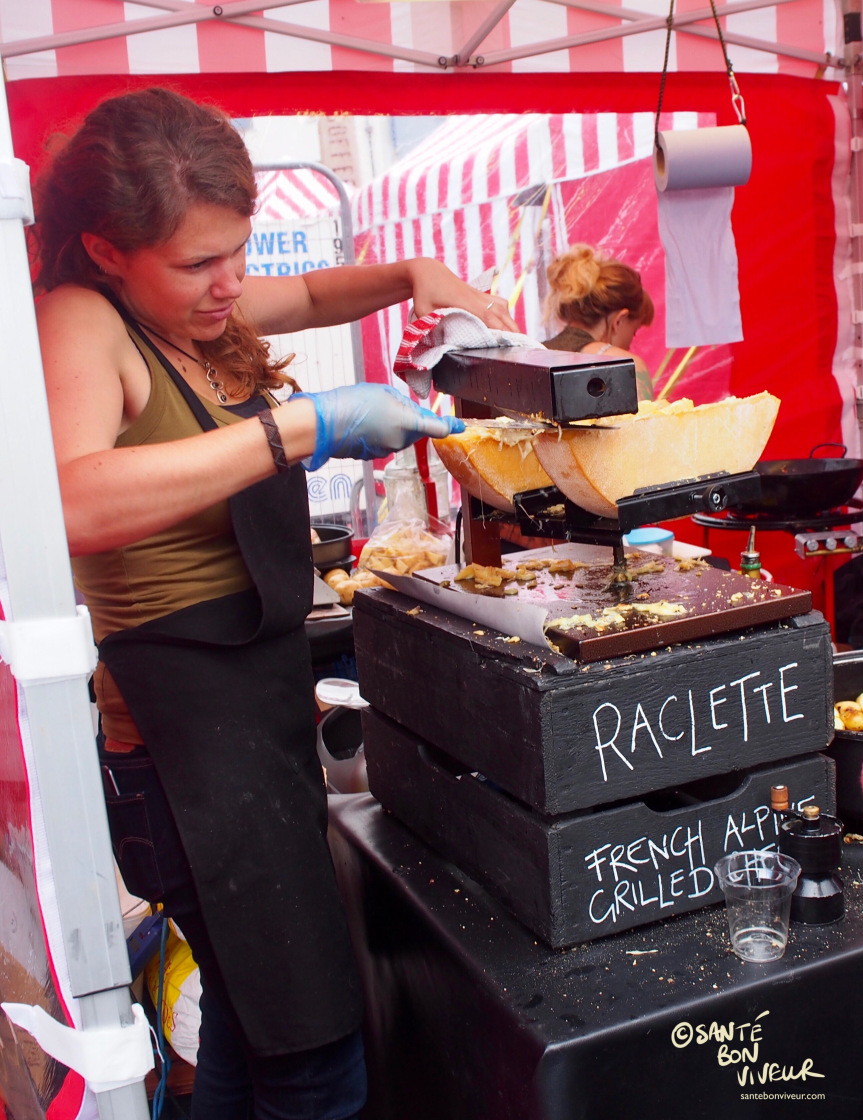 French Alpine Raclette