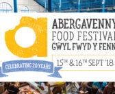 Searching for the UK's best craft food producers to celebrate the 20th anniversary of the Abergavenny Food  Festival