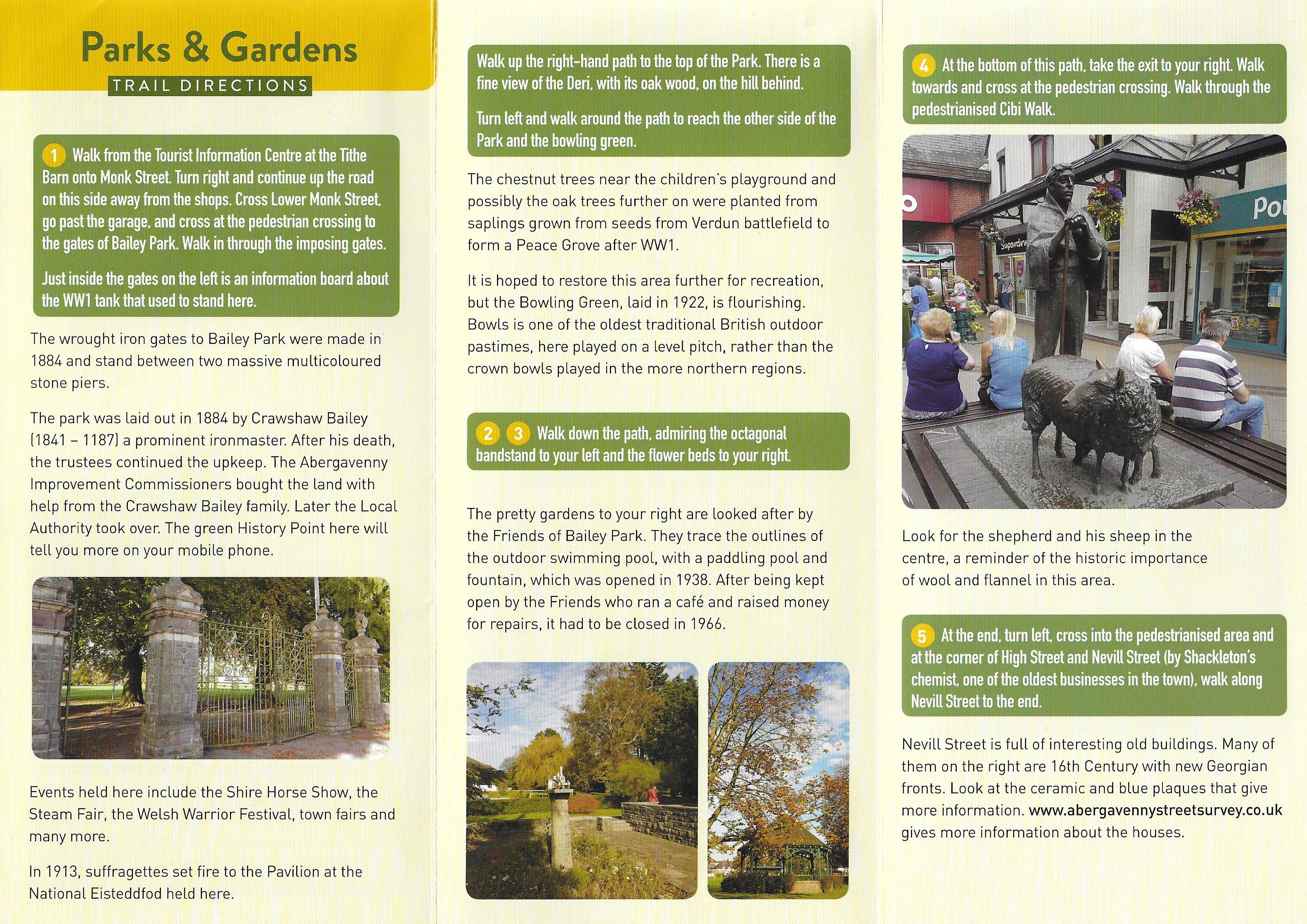 Parks & Gardens 2