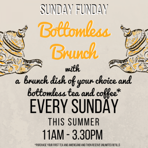 Bottomless Brunch at Nicholls Coffee Shop, Abergavenny @ Nicholls Coffee Shop | Wales | United Kingdom