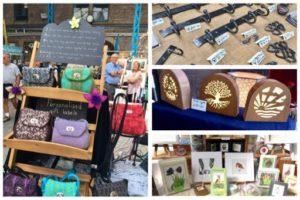 Festive Craft Market @ Abergavenny Market   Wales   United Kingdom