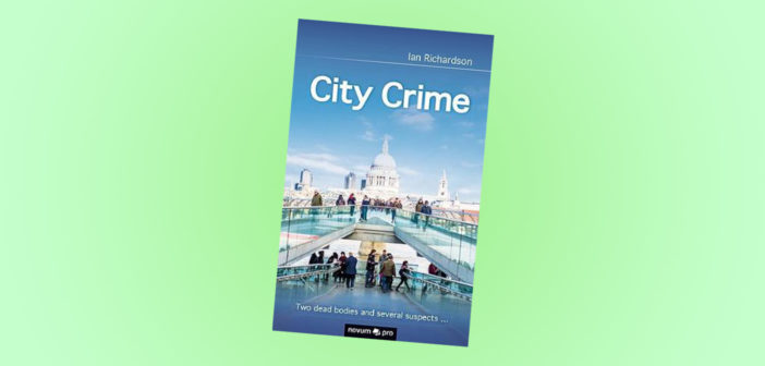 Ian Richardson City Crime