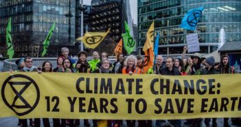 Extinction Rebellion peaceful protest to bring climate change message to Abergavenny streets