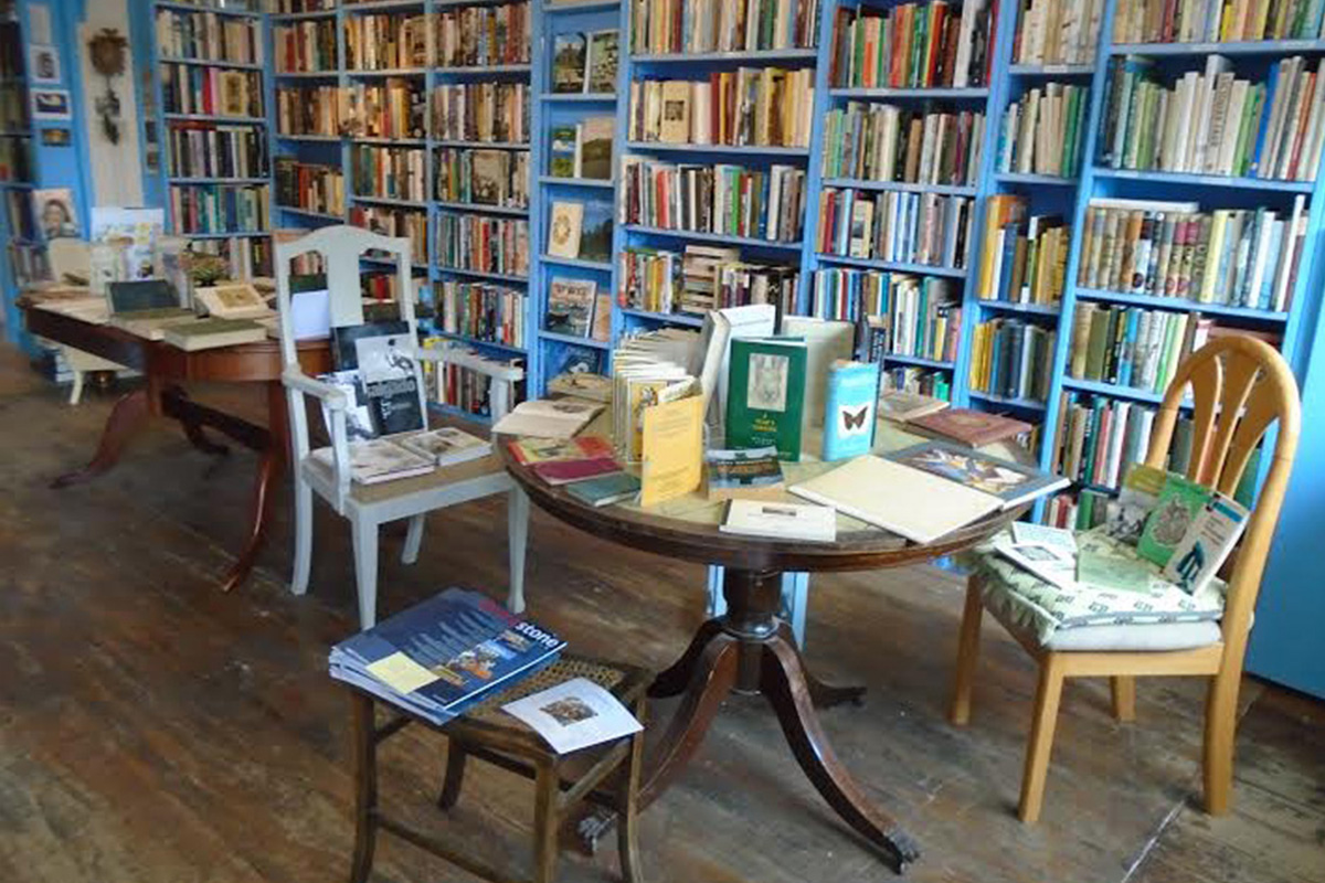 Broadleaf Books Abergavenny
