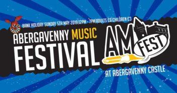 AM Fest 2019 Abergavenny Music Festival