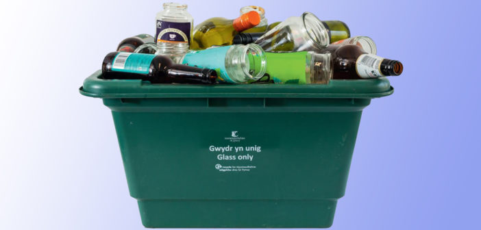 Further changes to recycling hit Monmouthshire households