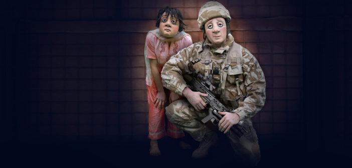 Vamos Theatre present A Brave Face at the Borough Theatre Abergavenny