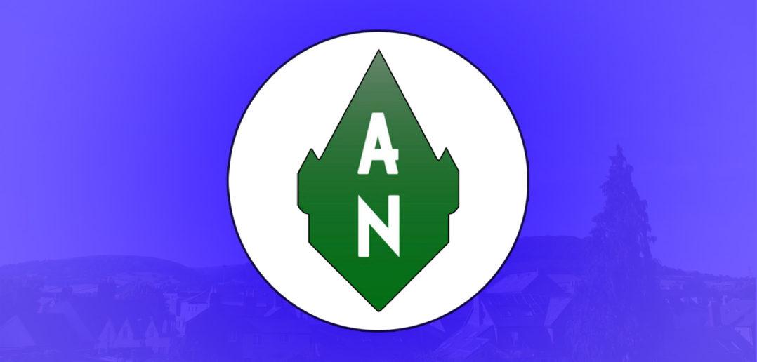 Abergavenny Now WP Logo