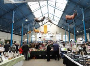 Farmer's Market @ Abergavenny Market | Abergavenny | Wales | United Kingdom