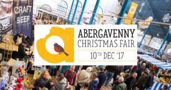 Abergavenny Christmas Fair WP