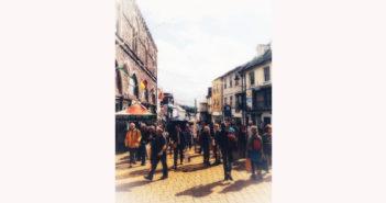 Abergavenny Street WP