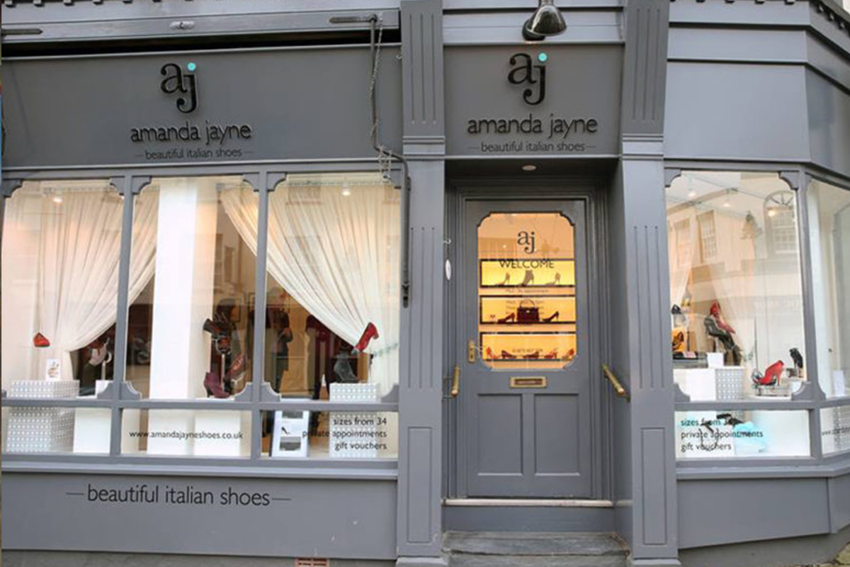 Amanda Jayne Shoes Abergavenny