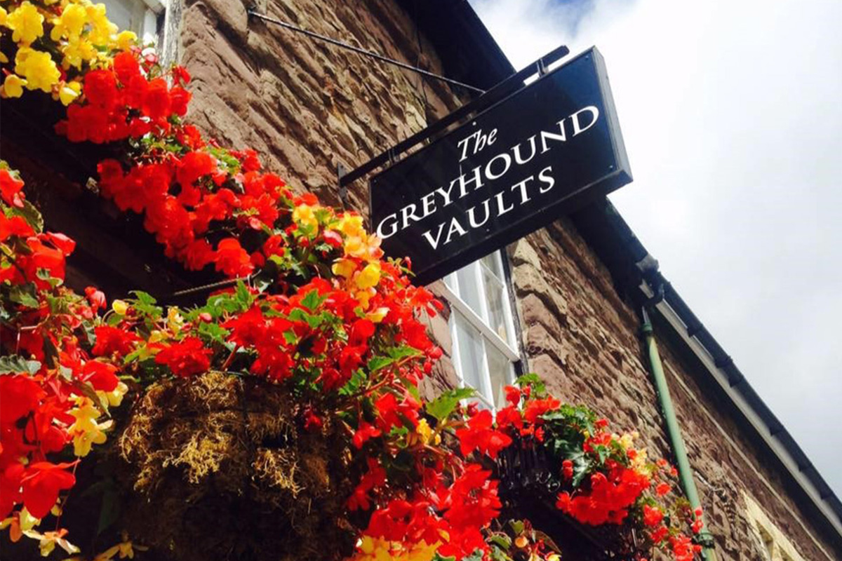 The Greyhound Vaults
