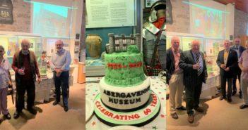 Abergavenny Castle 60th Celebration