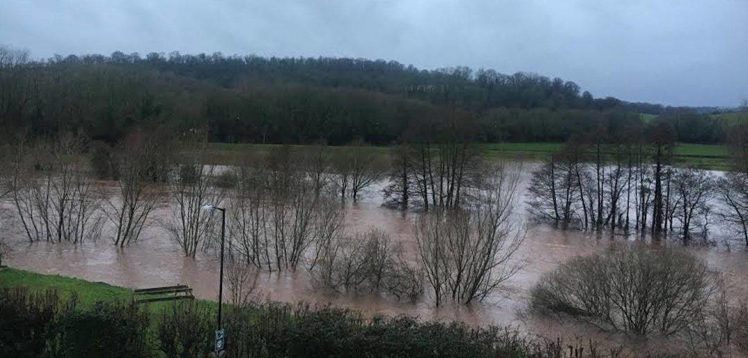 Abergavenny Floods